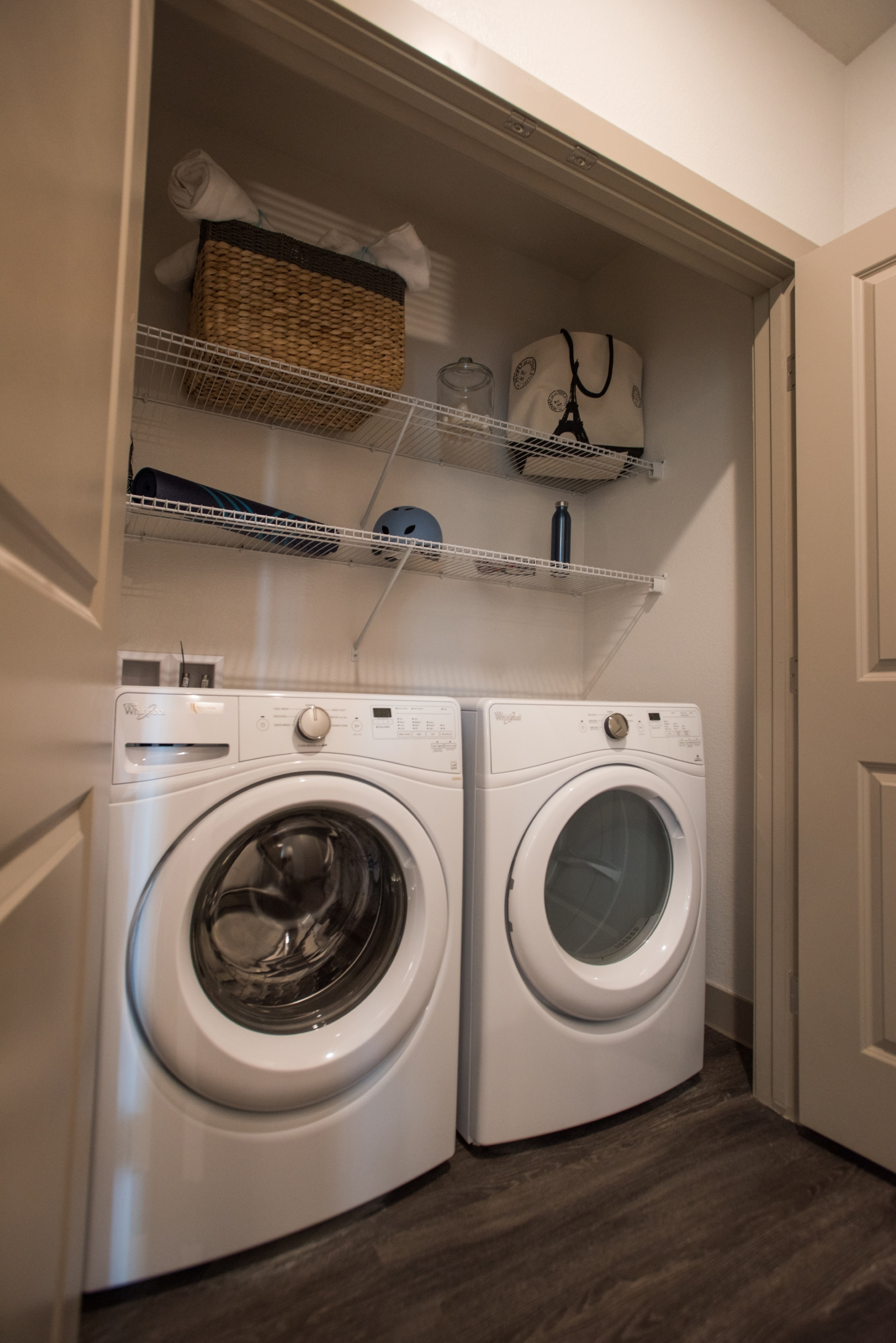 Full-Sized Washers and Dryers