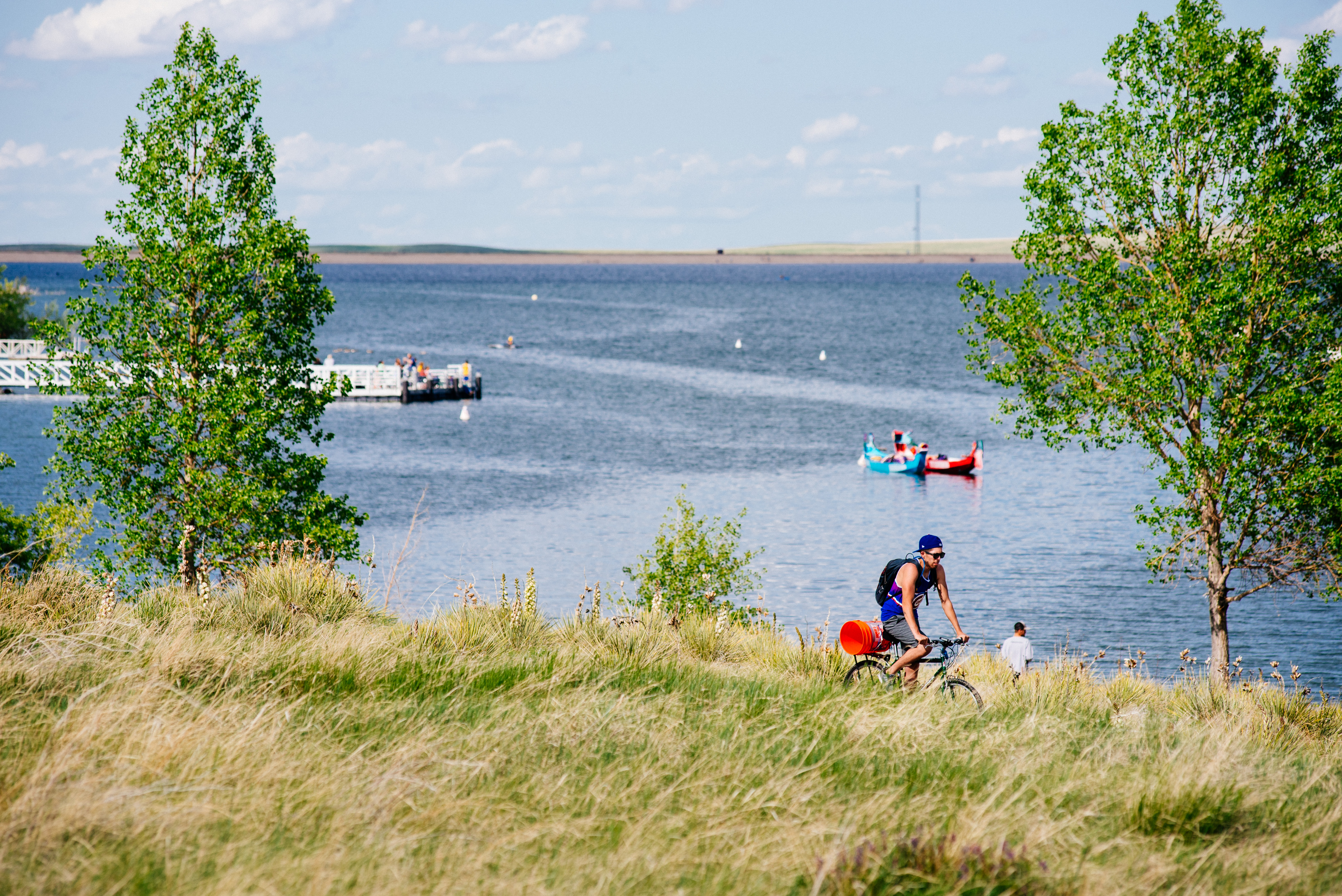 Minutes from Aurora Reservoir with Swim Beach, Fishing, Paddle Boards, and Canoes