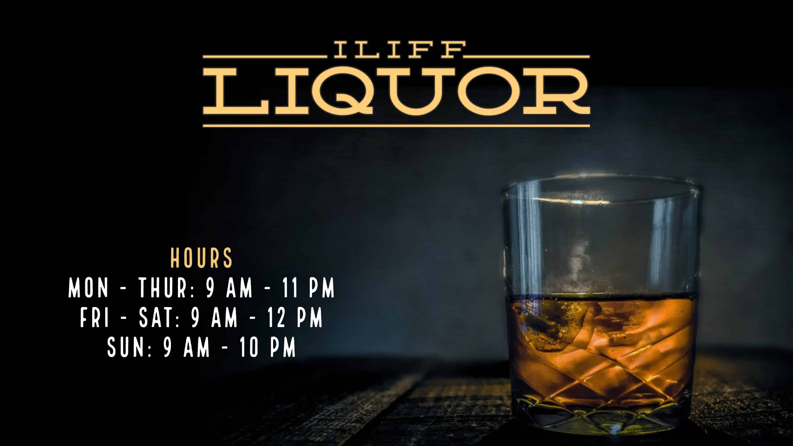 On-Site Shops and Retailers; Iliff Liquors