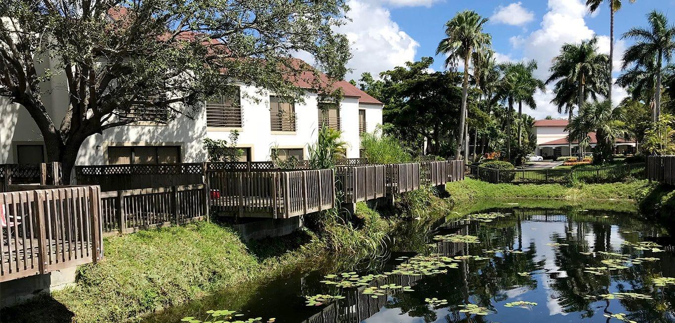 Quiet Community In Miami Fl