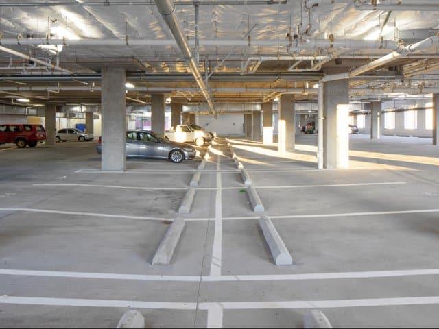 Gated Garage Parking