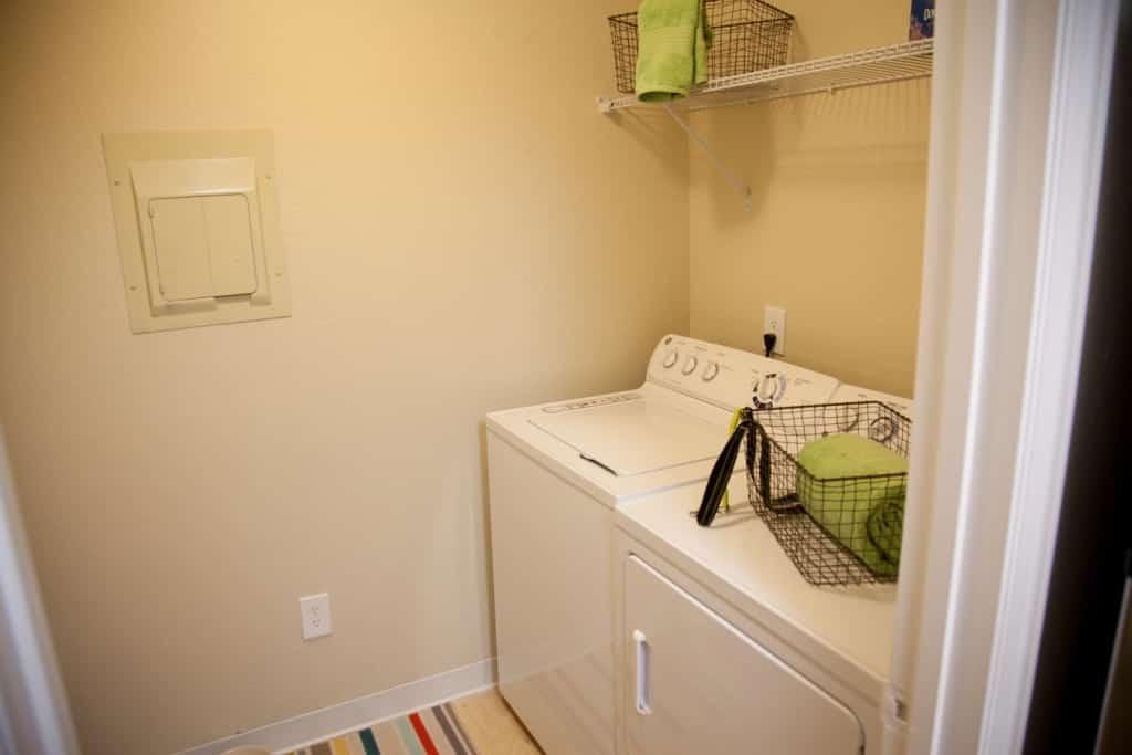 Individual Washer & Dryer