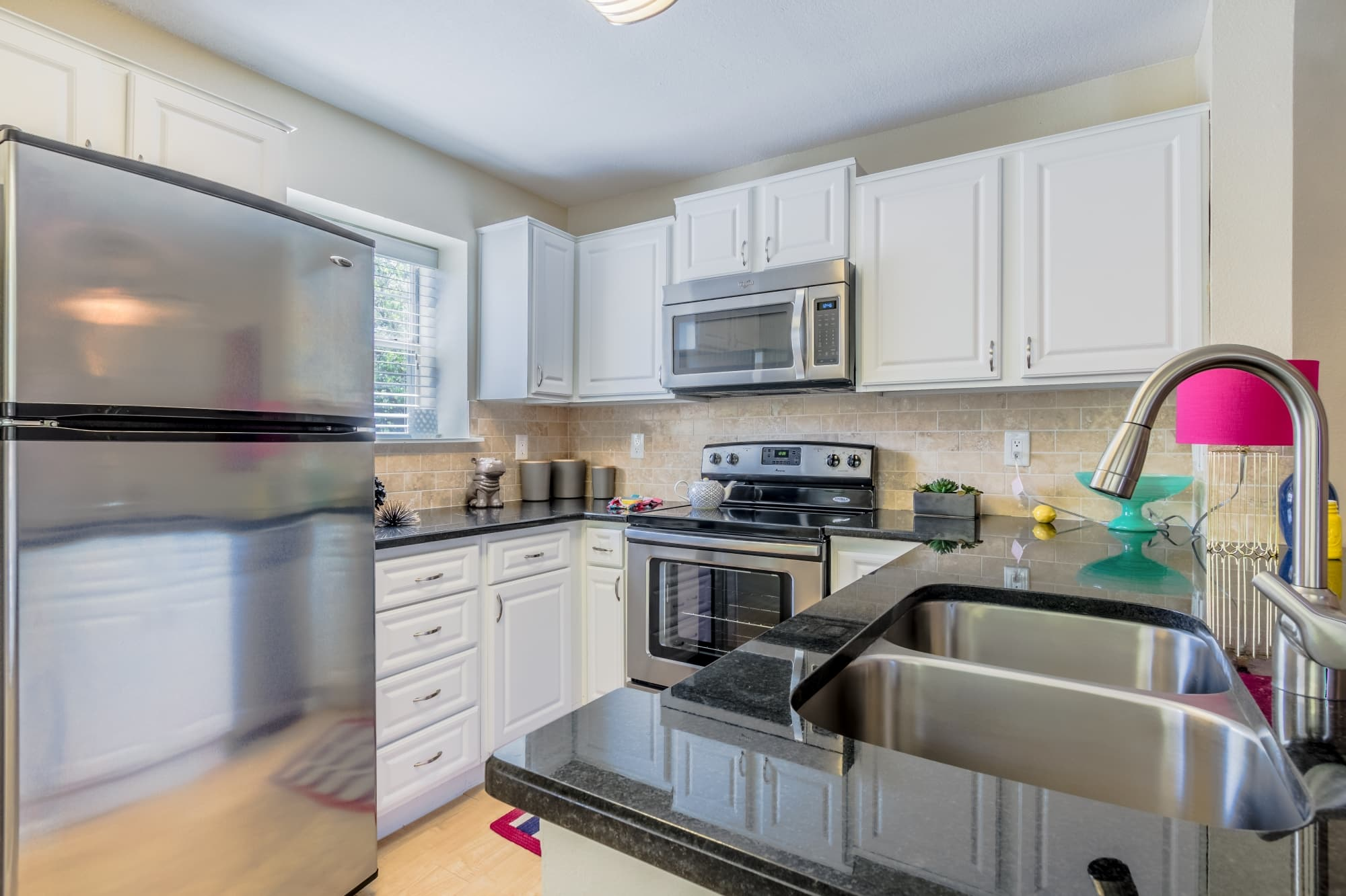 Stainless Steel Energy-Efficient Appliances
