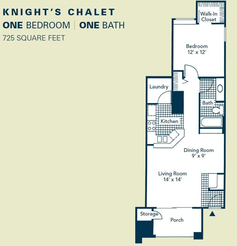 Knight's Chalet