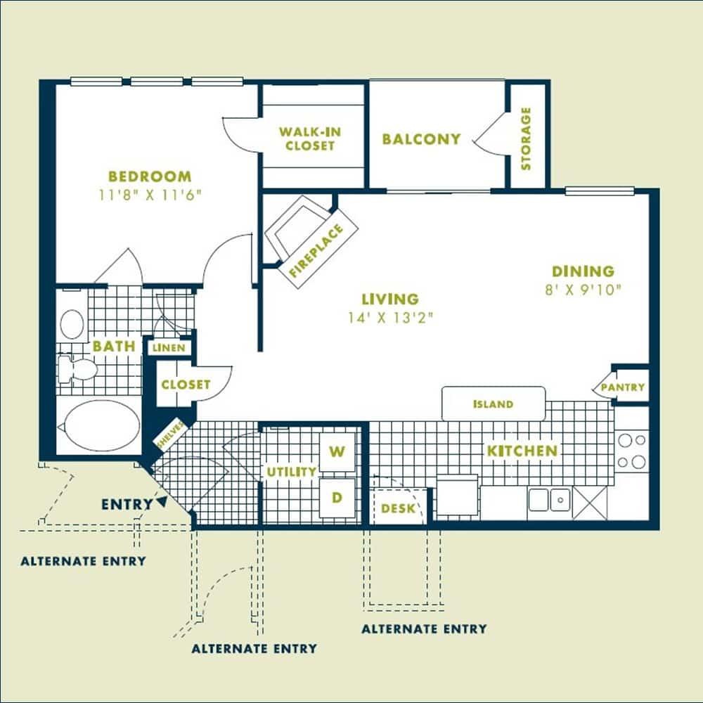 Canterbury Woods Apartments: A3 - Grand Estates At Kessler Park