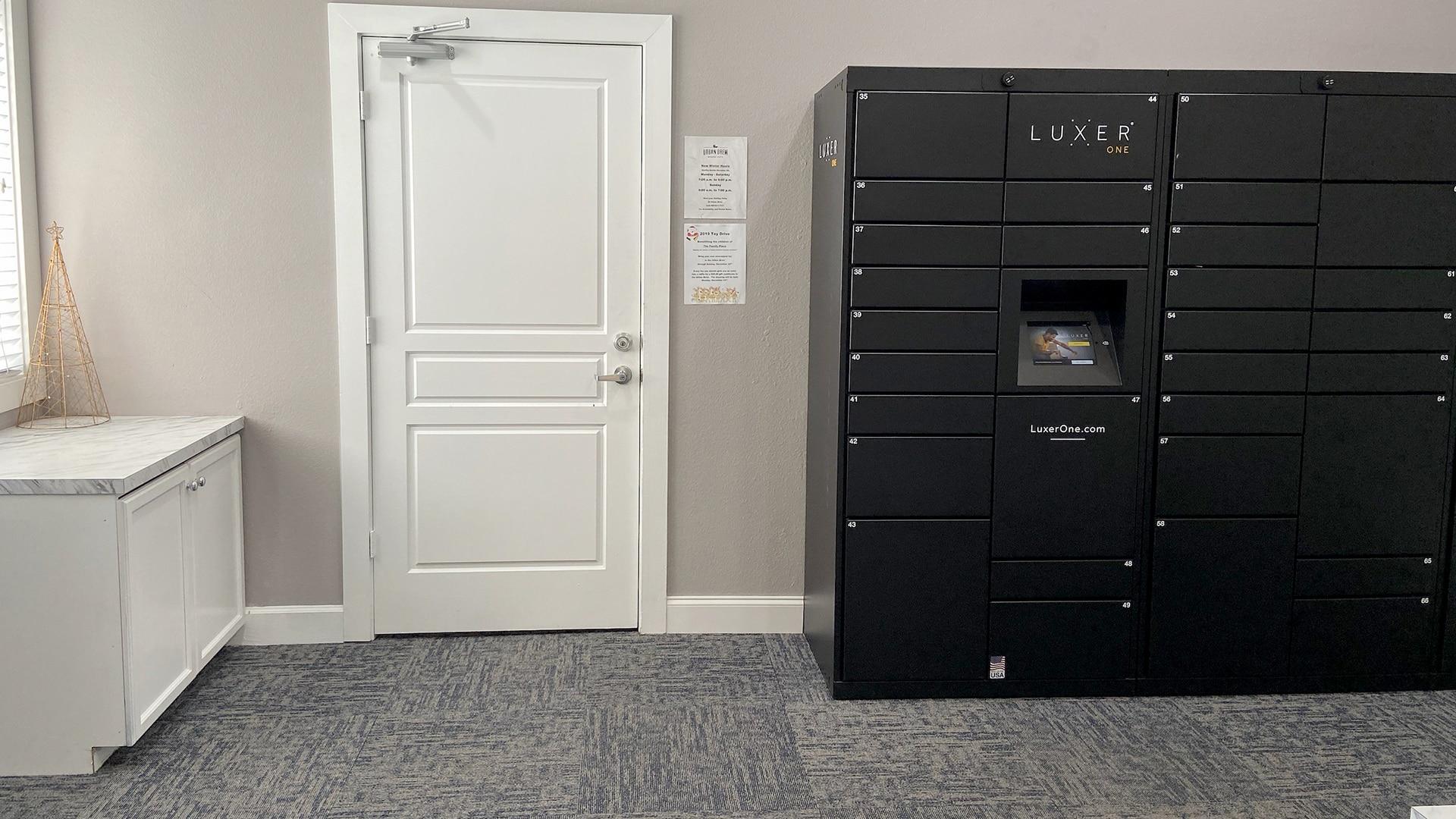 Package Receiving Lockers