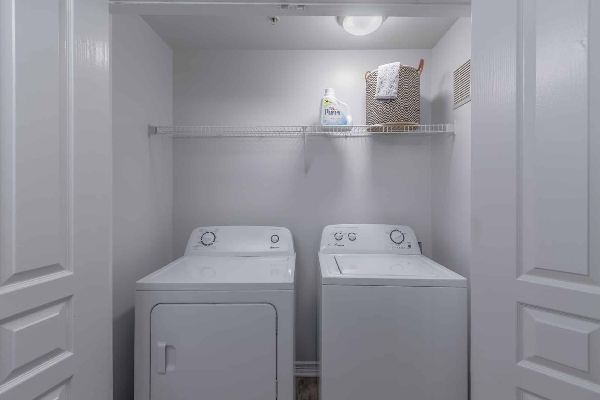 Livingston Washer Dryer The