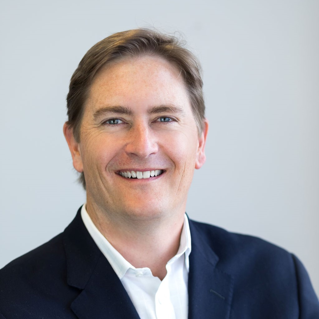 Luke Simpson, CEO