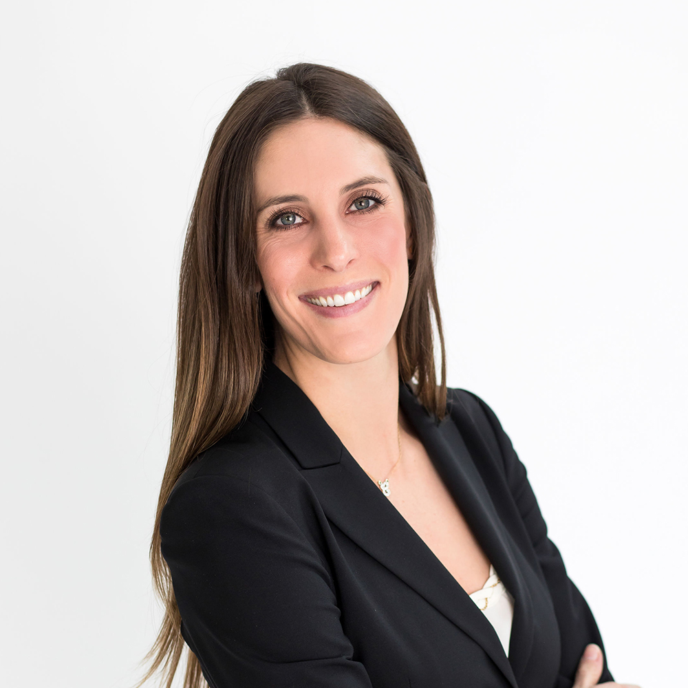 Courtney Crowder, Senior Acquisitions Associate